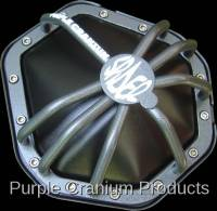 "14 Bolt 10.5"" - Covers & Protection - Purple Cranium Products - Chevy 14 Bolt Full Spider Differential Rock Guard 10.5"" RG"