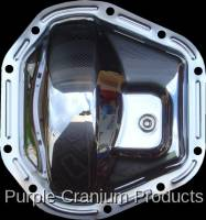 Dana 60 Front - Covers & Protection - Purple Cranium Products - Chrome Differential Cover, Dana 50, 60, 70