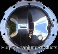 10 Bolt - Covers & Protection - Purple Cranium Products - Chrome Differential Cover, 10 Bolt Rear