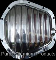 Dana 60 Rear - Covers & Protection - Purple Cranium Products - Polished Aluminum Differential Cover, Dana 50, 60, 70 Rear
