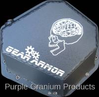 """14 Bolt 10.5"""" - Covers & Protection - Purple Cranium Products - Chevy 14 Bolt Gear Armor Cover 10.5 RG"""