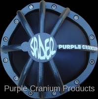 12 Bolt - Covers & Protection - Purple Cranium Products - Chevy 12 Bolt Full Spider Differential Rock Guard