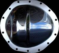 "14 Bolt 9.5"" - Covers & Protection - Purple Cranium Products - Chrome Differential Cover, 14 Bolt 9.5"" RG"