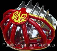 Dana 44 - Covers & Protection - Purple Cranium Products - Dana 44 Half Spider Differential Rock Guard for PCP Aluminum Cover