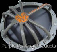"14 Bolt 9.5"" - Covers & Protection - Purple Cranium Products - Chevy 14 Bolt Full Spider Differential Rock Guard 9.5"" RG"