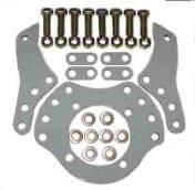 Brakes - Rear Disc Brake Kits - TSM Manufacturing - Rear Disc Brake Kit, GM 8 Lug, 14 Bolt Full Floating 1986-Later