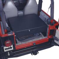 Interior - Console - Tuffy Security Products - Rear Cargo Security Drawer