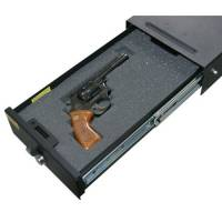 Interior - Console - Tuffy Security Products - Pick N Pluck Foam
