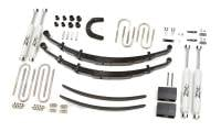 "Suspension - Lift Kits - Zone Offroad Products - 6"" Lift Kit, 3/4 Ton, 88-91 Blazer & Suburban"
