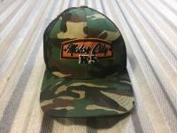 MCK5 SnapBack Camo Trucker Hat - Image 1