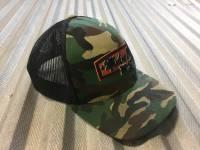 MCK5 SnapBack Camo Trucker Hat - Image 2