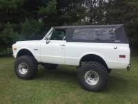 69-72 Blazer - Soft Top - Softopper - Soft Top, 69-72 Blazer