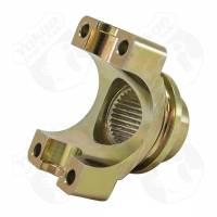 12 Bolt - Differential Parts & Lockers - Yukon Gear & Axle - Yukon Billet Yoke for GM 12 Bolt Truck w/1350 U-Joint size