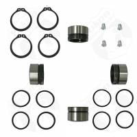 "GM 8.5"" Front w/30 Spline Inner Axle - Axle Shafts - Yukon Gear & Axle - Yukon Rebuild Kit for Dana 44 Super Joint, ONE JOINT ONLY"