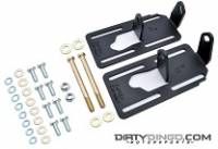 Dirty Dingo Motorsports - LS Engine Mounts, 4wd, 73-91 Blazer & Suburban, 73-87 Pickup