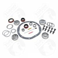 "GM 8.5"" Front w/28 Spline Inner Axle - Differential Parts & Lockers - Yukon Gear & Axle - Yukon Master Overhaul Kit for GM 8.5"" Front Differential w/Aftermarket Positraction"