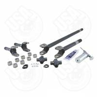 USA Standard Gear - USA Standard 4340 Chrome-Moly Axle Kit w/Yukon Super Joints, (30 Spline Inner Axle)
