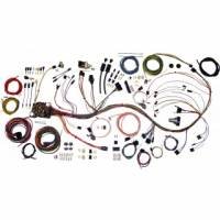 Electrical - Wiring - American Autowire - American Autowire Classic Update Kit, 69-72 Blazer, Suburban & Pickup