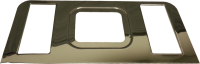 Interior - Console - Center Console Bezel, 69-72 Blazer, 67-72 Suburban & Pickup