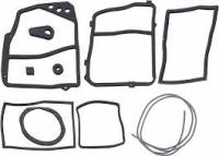 Heating & Cooling - Heater & A/C - Heater Seal Kit w/AC, 69-72 Blazer, 67-72 Suburban & Pickup