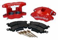 Brakes - Front Brakes - Front Wilwood Caliper Kit (Pair), 71-91 Blazer & Suburban, 71-87 Pickup