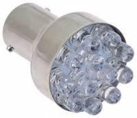Lighting - Park/Turn Lamps - Amber LED 1157 Bulb