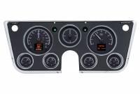 Interior - Dash - HDX Instrument Cluster, 69-72 Blazer, 67-72 Suburban & Pickup