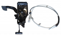 Brakes - Parking Brake - Park Brake Pedal Assembly, 69-72 Blazer, 67-72 Suburban & Pickup