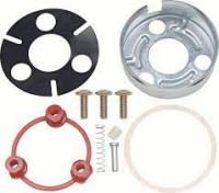 Interior - Steering Column - Steering Wheel Horn Button Mounting Kit, 69-72 Blazer, 67-72 Suburban & Pickup