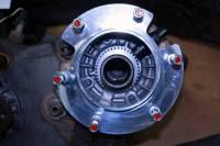 GM 4L80E 4WD to GM NP205 LONG INPUT Circular 6 bolt pattern - Image 2