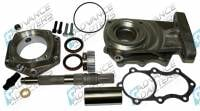 Engine - LS Conversion - GM 4L60E ADAPTER TO GM NP205 10 SPLINE