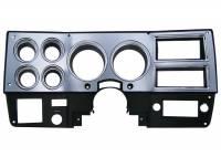 Interior - Dash - Instrument Cluster Bezel Brushed Aluminum Trim Plate, , 81-88 Blazer & Suburban, 81-87 Pickup