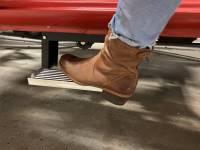 Retractable Side Steps (Pair), 69-75 Blazer - Image 9