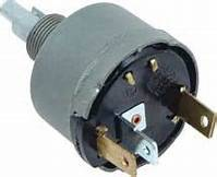 Electrical - Switches & Related - Wiper Switch, 69-72 Blazer, 68-72 Suburban & Pickup