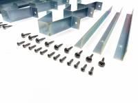 Rear 1/4 Trim Mounting Bracket Set w/Hardware, 69-72 Blazer - Image 3