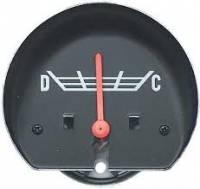 Interior - Dash - Ammeter Gauge, 69-72 Blazer, 67-72 Suburban & Pickup
