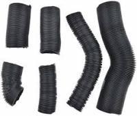 Plastic Defrost Hose Set w/AC, 69-72 Blazer, 67-72 Suburban & Pickup
