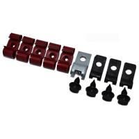 Brakes - Lines & Hoses - Brake Line Clip Set (13 Pc), 69-70 Blazer