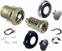 Body - Door Parts - Classic Industries - Door Lock Cylinder Set, Uncoded, 69-91 Blazer, 67-91 Suburban, 67-87 C/K Pickup