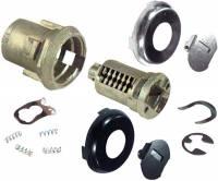 Door Lock Cylinder Set, Uncoded, 69-91 Blazer, 67-91 Suburban, 67-87 C/K Pickup