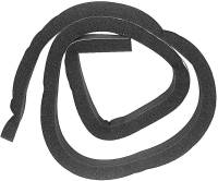 67-72 Suburban - Weatherstrip - Classic Industries - Evaporator Core Seal w/Roof Mounted AC, 72 Suburban & C/K Pickup
