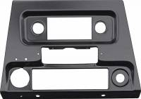 Interior - Dash - Classic Industries - Radio Dash Panel, 69-72 Blazer, 67-72 Suburban & C/K Pickup