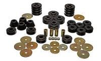 73-75 Blazer - Bushings & Bumpers - Energy Suspension - Body Mount Bushing Kit, 73-77 Blazer (4wd)