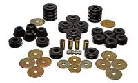 76-91 Blazer - Bushings & Bumpers - Energy Suspension - Body Mount Bushing Kit, 73-77 Blazer (4wd)