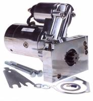 Electrical - Starters - Motor City Reman - Chrome 2.0kw GM Square Block Starter