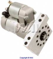 Electrical - Starters - Motor City Reman - Hitachi Starter, OE#S114-823S