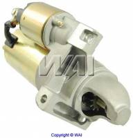 Electrical - Starters - Motor City Reman - Straight Mount Mini High Torque Starter w/153 Tooth Flywheel