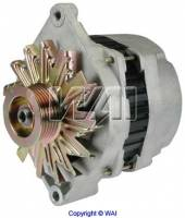 Electrical - Alternators - Motor City Reman - GM 1 Wire CS-144 Alternator