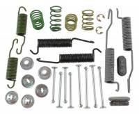 Brakes - Front Brakes - Motown Automotive - Front Drum Brake Hardware Kit, 69-70 Blazer, 67-70 Suburban & C/K10-20 Pickup
