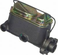 "Motown Automotive - Brake Master Cylinder, 1 1/8"" Bore w/Power Brakes, New, 73-80 Blazer, Suburban & C/K10 Pickup"